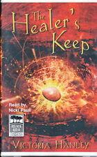 Audio book - The Healer's Keep by Victoria Hanley  -  Cass