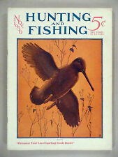 Hunting & Fishing Magazine - November, 1930