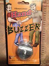 Joy Buzzer Hand Ring - Jokes, Gags, Pranks - Vibrating Fun That's Hilarious!