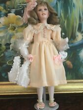 """Winona is 24 """" From The Emerald Collection Specially Designed Handcrafted Doll"""