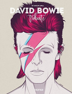 David Bowie: Tribute BOOK NEW