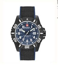 SWISS MILITARY HANOWA CHALLENGE LINE BLACK CARBON 6-4309.17.003