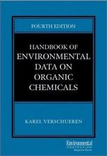 Handbook of Environmental Data on Organic Chemicals, 4th Edition, Two-Volume Set