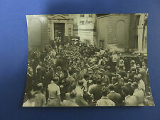 août 1944 - Libération Paris - Photo Lapi  originale - WW2 - WWII - Soldats