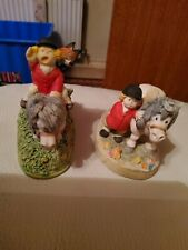 More details for 2 vintage thelwell ponies 1983 and 1984