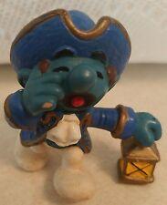 Paul Revere smurf figure