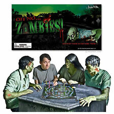 Oh No Zombies! The Board Game NEW Games Fun Survival Board Game