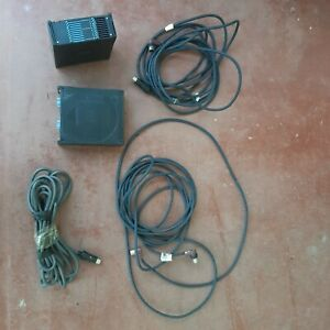 Holden Commodore Eurovox stacker cartridges and cables. May suit various models