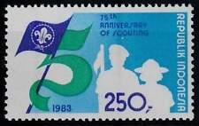 Indonesië postfris 1983 MNH 1142 - Padvinderij / Scouting
