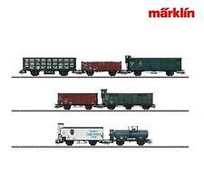 Märklin 46085 Güterwagen-Set zur G5/5 (39550/39551)