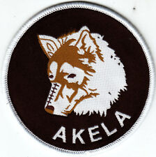 Boy Scout Cub Leader Badge AKELA