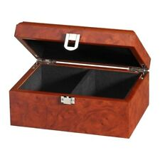 Chess Pieces Box Exclusive - Root Wood Design - 2 Compartments