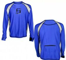 Surf Stow Paddle wetsuit/ Shirt Size Medium Uv Protection hand Grip