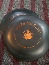 Discraft Old School Cyclone Pair Birthday Classic each 174 gram black golf disc