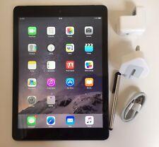 Apple iPad Air 16GB, Wi-Fi + 4G (Unlock), 9.7in, Space Grey, iOS12