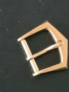 FANTASTIC 18K Patek Philippe 14mm 18K YG Pin-buckle, AMAZING, CLEAN CONDITION