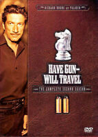 Have Gun - Will Travel: The Complete Second Season (Season 2) (6 Disc) DVD NEW