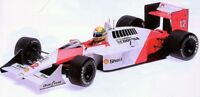 1:12th McLaren Honda MP4/4 Ayrton Senna 1988