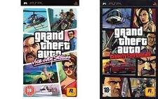 grand theft auto liberty city stories & vice city stories    psp pal