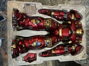 Hot Toys MMS285 1/6 Scale  21in Avengers Age of Ultron Iron Man Hulkbuster...