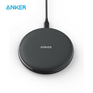 Anker QI Wireless Charger Fast Charging for Apple Samsung S10 S9 S8 Note 9 etc