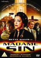 Madame Sin [1971] [DVD][Region 2]