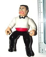Lips Manlis : 1990 Dick Tracy Playmates Vintage Action Figure toy (A-8)