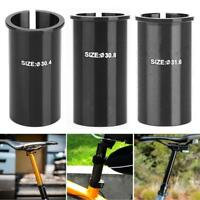 Bicycle Seatpost Reducing Sleeve Shim Bike Seat Post Tube Adapter 60mm for MTB