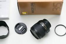 Nikon AF-S Nikkor 1,8/35mm ED SWM G