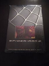 New!!! Spider-Man 2 Collector's DVD Gift Set Factory Sealed!!!