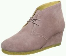 Clarks Women's Lace Up Boots
