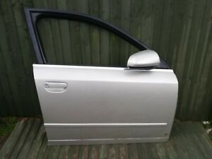 AUDI A4 B6 FRONT RIGHT COMPLETE DOOR GOLD DRIVER SIDE OS