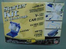 Mad Catz Starter Kit compatible  Gameboy Advance SP