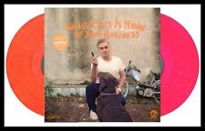 MORRISSEY World Peace Is None of Your 2xLP COLOR VINYL New SEALED Orange/Pink