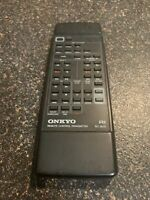 Onkyo Stereo Tuner/Components Remote Control RC-251S-TESTED-NO BATTERY COVER