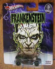 Hot Wheels Universal Studios Monsters Frankenstein Double Demon Delivery 2012