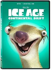 Ice Age: Continental Drift [New DVD] Widescreen