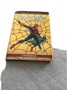 BD spider man spiderman l'integrale 1962-1963 marvel France