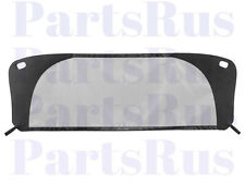Genuine Smart Fortwo Cabrio Wind Deflector 4538600074