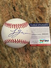 Lucas Giolito Autographed Romlb SS Rookie Ball W/Coa Chicago White Sox