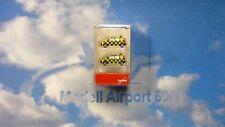 Herpa Wings 1:200 Accessoires d'aéroport Follow Me Van MB Lot De 2 556880