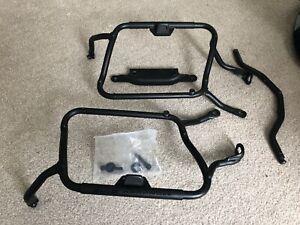 Kawasaki ZZR1400 ZX14 2006 to 2011 Givi PLX446 Pannier Rack for V35, V37, K33