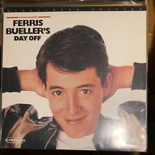 Ferris Bueller's Day Off / widescreen  - LASERDISC  Buy 6 for free shipping