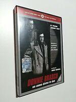 DONNIE BRASCO DVD - CECCHI GORI EDIZIONE VENDITA  AL PACINO JOHNNY DEPP