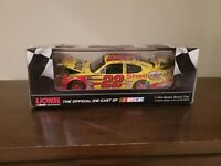 KURT BUSCH #22 2011 SHELL BUD SHOOTOUT RACED WIN 1/24 SCALE NEW FREE SHIPPING
