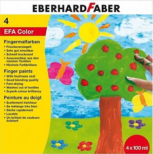 Eberhard Faber Finger Paints