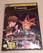 Yu-Gi-Oh The Falsebound Kingdom (Nintendo GameCube, 2003) New Factory Sealed