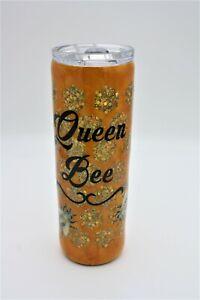 Epoxy Tumbler Bee Hive