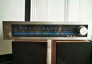 PIONEER TX- 520L AM/FM Stereo Tuner - vintage hifi