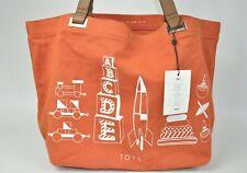 Anya Hindmarch Toys Clementine Orange Tote Bag
